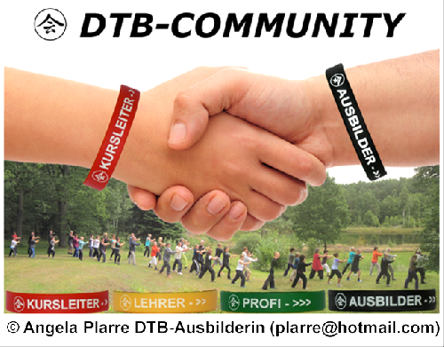Qigong Tai Chi Lernen - Online bei der DTB-Community